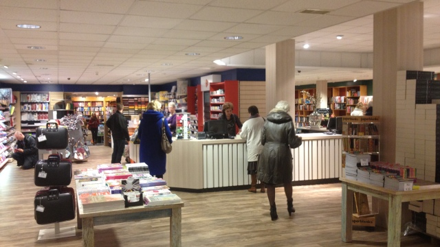 Bos The Readshop